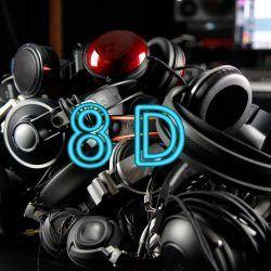 audio 8D auricular