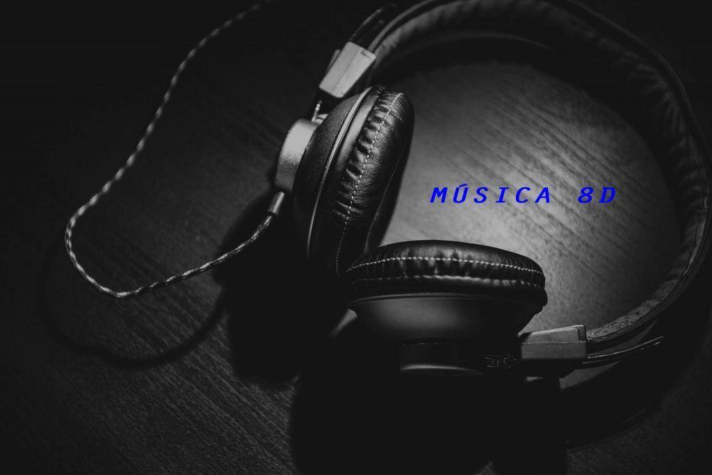 MUSICA 8D CANCIONES